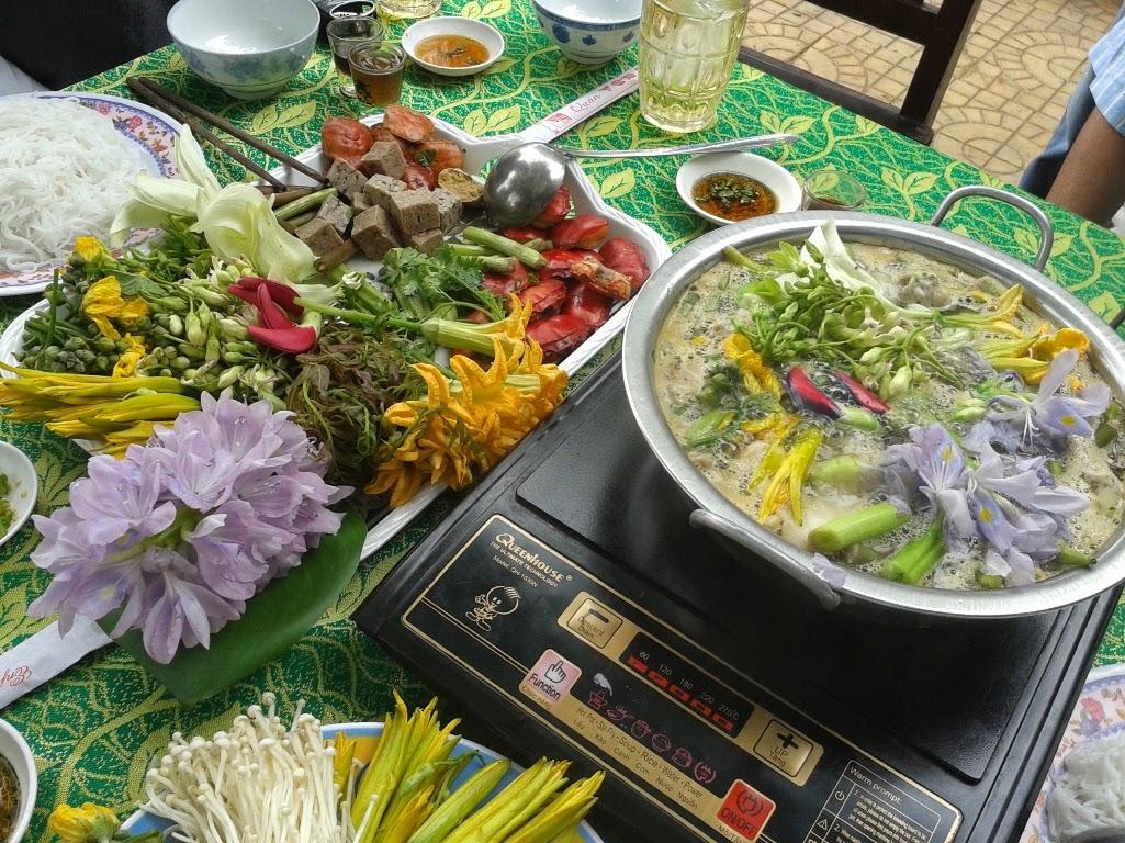Mon Ngon Can Tho-Am Thuc Ven Song- Lau Cua Dong Ven Song 2