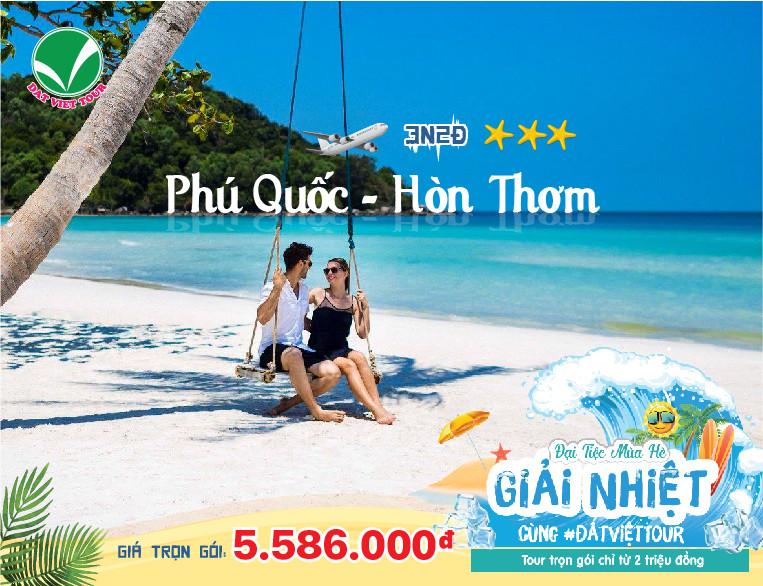 Tour Hòn Thơm